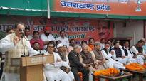 Uttarakhand government crisis: BJP counters Congress yatra plan with one of its own