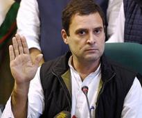 Rahul Gandhi slams NDA govt, says unrest in Jammu and Kashmir, Sikkim started after BJP-led Centre came to power