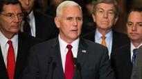 US Vice President Mike Pence heads to Seoul as North Korea tensions flare