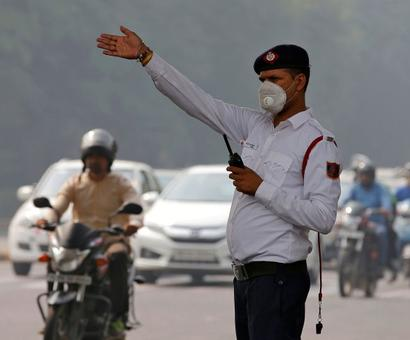 1.24 lakh people died in India due to indoor air pollution in 2015