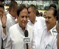 Congress expels 8 Gujarat MLAs for voting against Amed Patel, to expel 6 more