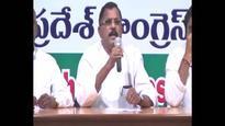 Palvai seeks action against Shabbir Ali, Mallu Ravi