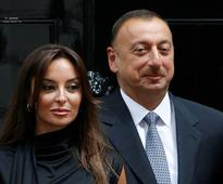 Azeri president appoints wife as deputy, entrenches family power