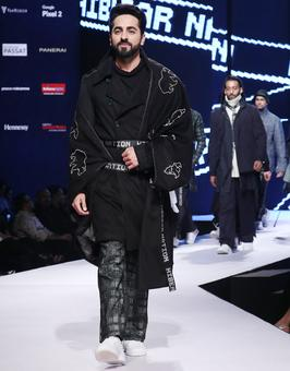 When glamour meets winter: Ramp lessons from Ayushmann