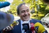 Platini optimistic of overturning six-year ban from football