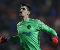 Premier League: Chelsea boss Antonio Conte rules out Thibaut Courtois' exit