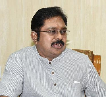 Dinakaran removes MP who said steps will be taken to oust Sasi