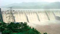 Gujarat can utilise water from Narmada dam till March only