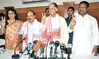 Ripun, Ranee elected to Rajya Sabha