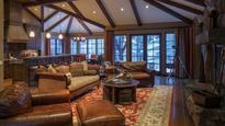 Pro Golfer Davis Love III Is Selling a $4M Ski Lodge in Idaho