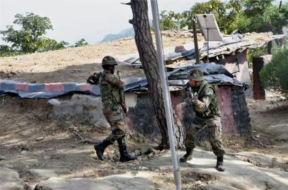 BSF jawan killed as Pakistan violates ceasefire
