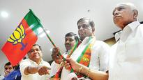 Joined BJP to redeem my pride, says Prasad
