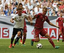 Germany's Goetze unfazed by criticism for lack of goals