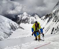 Army officers descending Everest relieved climbing partners are safe
