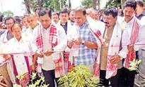 Sonowal inaugurates Majuli as 35th dist of State
