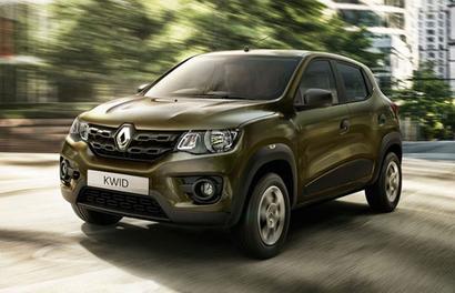 Kwid pro quo: India turns Renault's prime turf