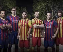 Nike Announces New FC Barcelona Home and Away Kits