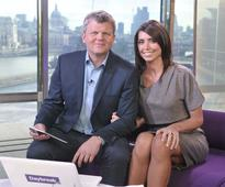 Adrian Chiles And Christine Bleakley Set For TV Reunion
