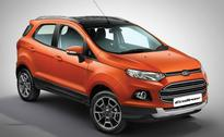 Ford India Launches The EcoSport 'Platinum' Edition at Rs. 10.39 Lakh