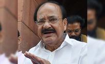 Venkaiah Naidu Attacks Congress For Speaking In Double Voices On Kashmir