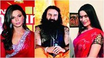 Baba was Vishwamitra, I was Maneka: Rakhi Sawant