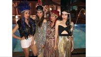In Pics: Kareena Kapoor Khan, Karisma Kapoor & Malaika Arora Khan shine bright in bling at Amrita Arora's b'day bash