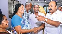 Campaign trail: Satheesan Mr Cool, Sharada on high hopes