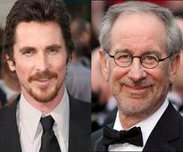 Spielberg takes pride in Christian Bale's success