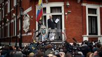 Sweden asks to interview Julian Assange inside Ecuador's London embassy