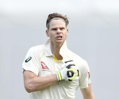 PIX: Saviour Smith revels in one of toughest Ashes tons