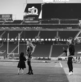 Blue Ivy's 1st Super Bowl