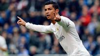 Watch: Cristiano Ronaldo scores brilliant backheel goal, earns Real Madrid late draw