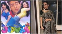 Karisma Kapoor to romance Salman Khan in Judwaa 2?