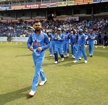 India vs Australia series to be played as per old ICC rules