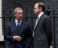 Farage accuses Ukip's lone MP Douglas Carswell of trying to split up party