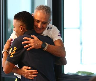 From ridiculous to sublime, Tite turns Brazil around