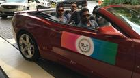 In pictures: Team India has a gala time in USA ahead of T20 series