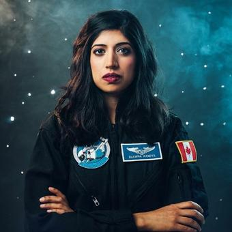 Not part of any NASA space mission: Shawna Pandya clarifies