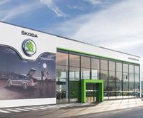 Skodas global sales increased by 9.6 percent in November