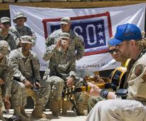Happy 75th Anniversary USO!