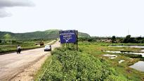 Hill cutting, levelling begin at Panvel airport site, Central bodies help
