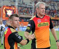 IPL 2017: I Hurt Myself on the Rib Cage, Reveals David Warner