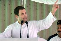 Rahul tears into Badals' corruption, questions Modi for supporting SAD
