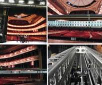 Triple E ModTruss Provides Strong and Versatile Solution at the Royal Opera House