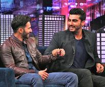 Arjun Kapoor wants to cast Varun Dhawan in his directorial debut