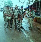 BJP leaders detained before BJD's Samavesh in Odisha's Dhenkanal