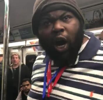 Indian American girl racially abused in New York train