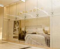Zara owner beats expectations