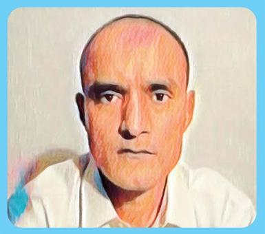 Jadhav is an innocent Indian: MEA