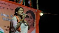 West Bengal: Roopa Ganguly removed as state mahila morcha head